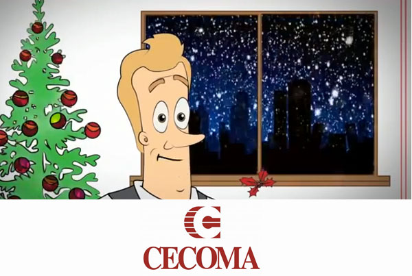 CECOMA Christmas Campaign | Video