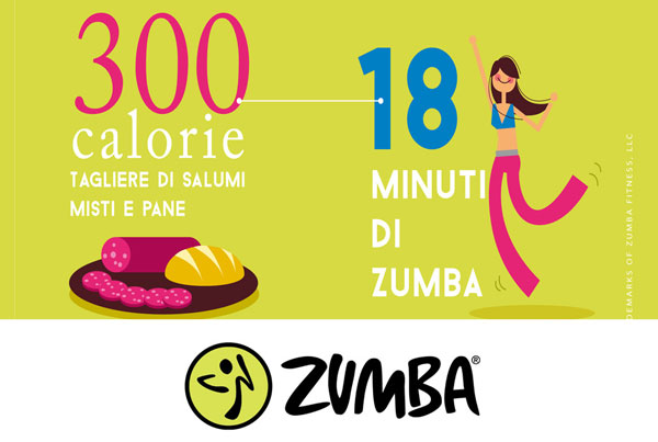 Zumba Campaign | Infographic
