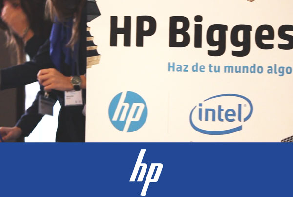 HP Biggestday Event Filming  |   Video