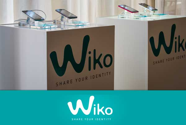 Wiko  |  Press Kit & Set up